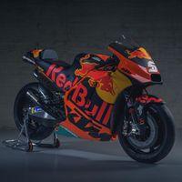 KTM pone a la venta dos unidades de la RC16, su moto de MotoGP de 2019, por un precio de 288.000 euros