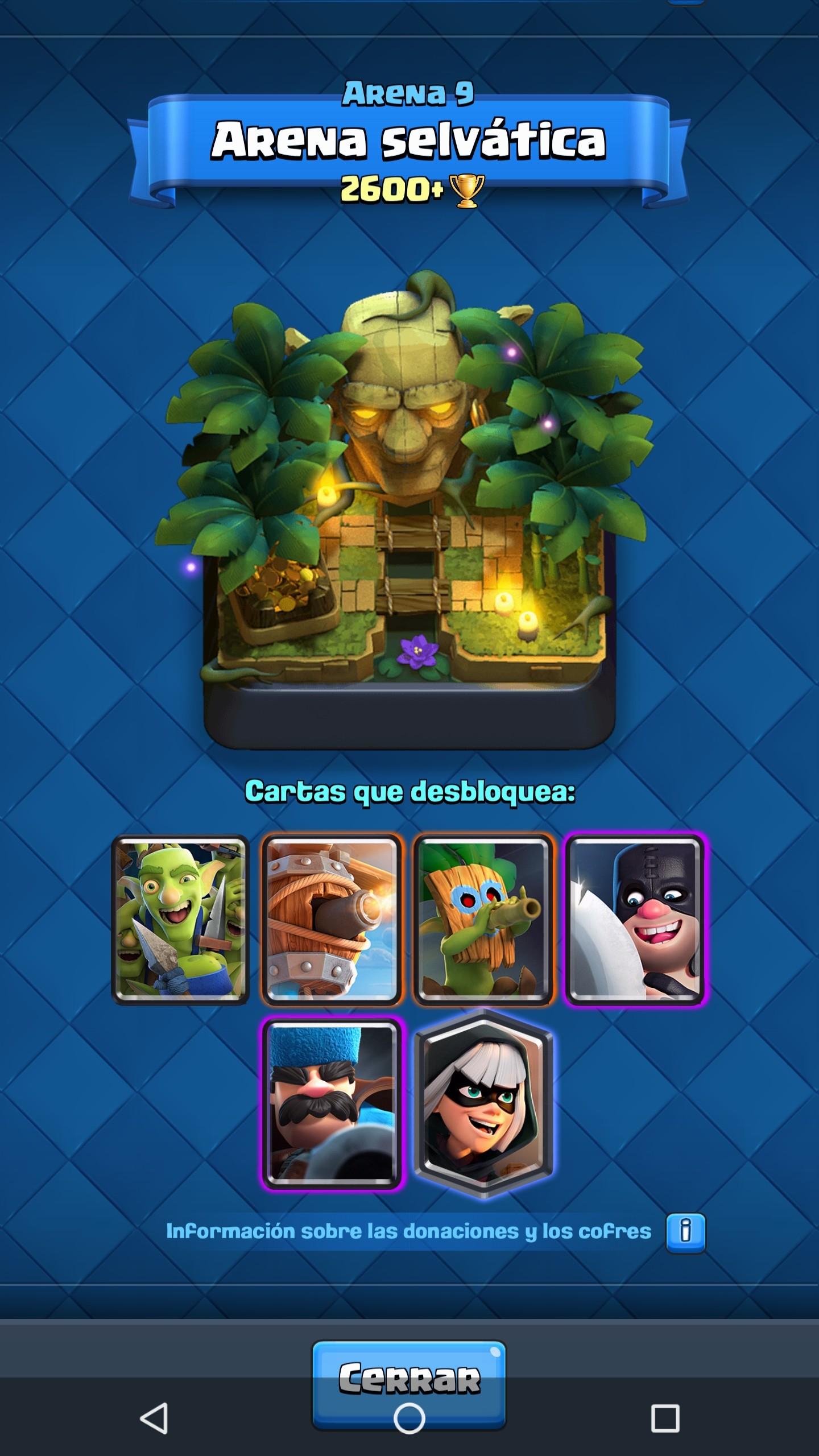 Foto de Nueva actualización Clash Royale (2/7)
