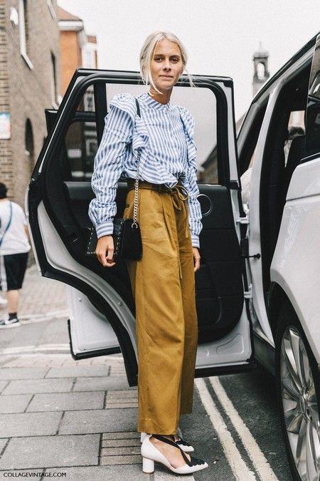 Lfw London Fashion Week Ss17 Street Style Outfits Collage Vintage Vintage Jw Anderson House Of Holland 9 1600x2400
