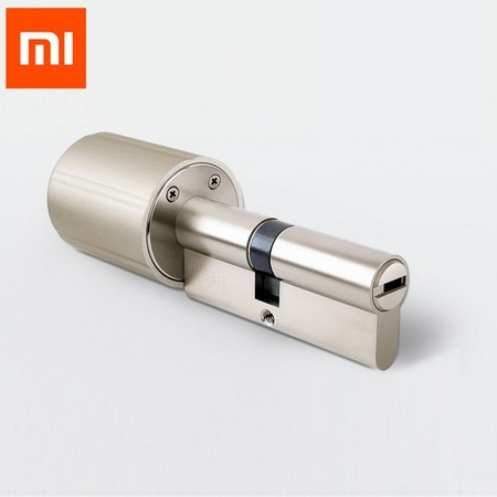 Xiaomi Vima Smart Lock Cylinder Intelligent Practical Anti Theft Securtiy Door Lock Core 128 Bit Encryption Jpg 640x640
