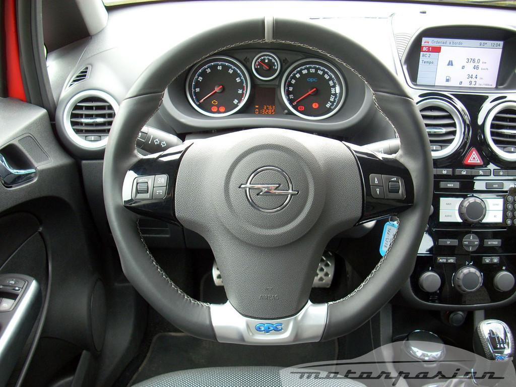 Foto de Opel Corsa OPC (prueba) (27/48)