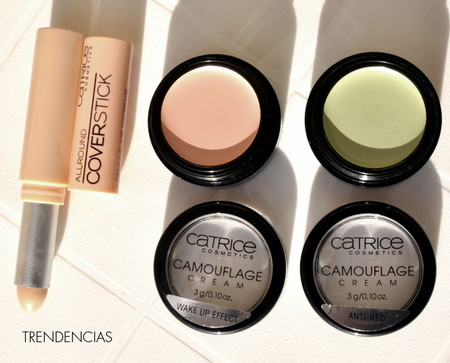 Correctores Catrice Review