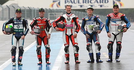 Michael Schumacher & co