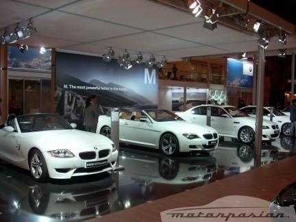 Gama BMW M 2008