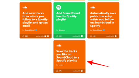 Save The Tracks You Like On Soundcloud To A Spotify Playlist