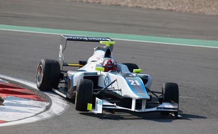 Melville McKee Nürburgring 2013 GP3