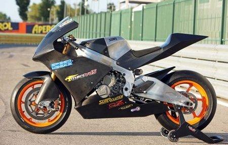 La Suter de MotoGP también rodó en Estoril