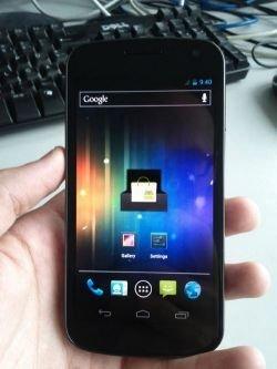 El Samsung Nexus Prime podría no ser el único con Android 4.0