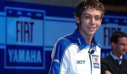 Rossi recupera el buen humor de cara a Shangai