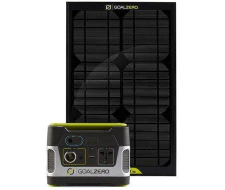 Goal Zero Yeti 150 es el centro de carga solar de tus gadgets