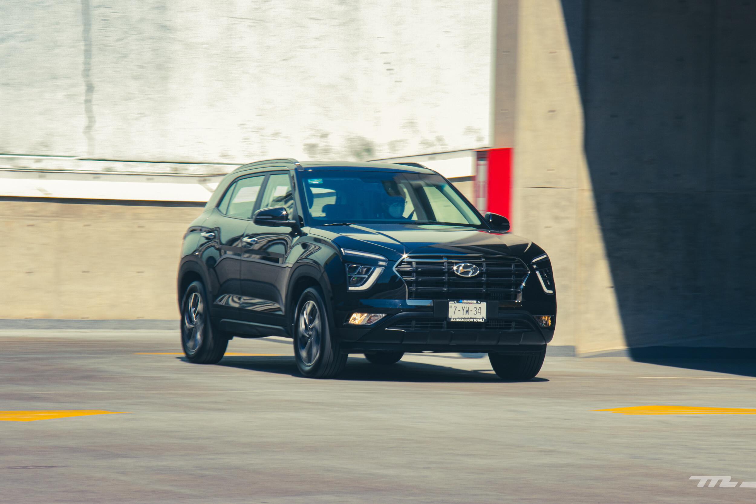 Foto de Hyundai Creta Limited Turbo: prueba de manejo en México (22/43)