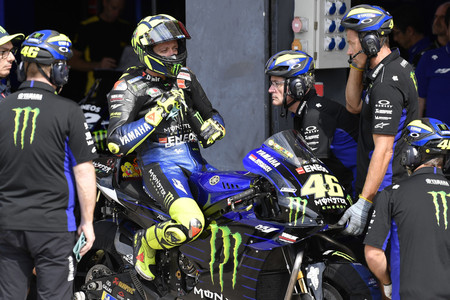 Rossi Yamaha Motogp 2020