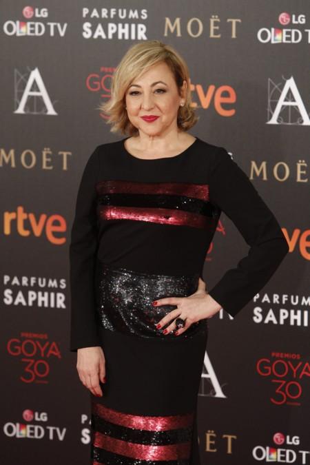 Carmen Machi Goya 2016
