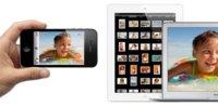 iCloud, imágenes de su interfaz web y opciones de ampliación de almacenamiento