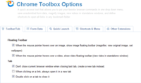 Chrome Toolbox, la superextensión de Google para Chrome