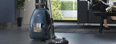 Oferta de Amazon en el aspirador AEG VX9-4-8IBM: está rebajado a 276,06 euros con envío gratis