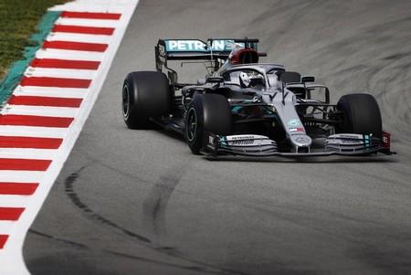 Bottas Barcelona F1 2020