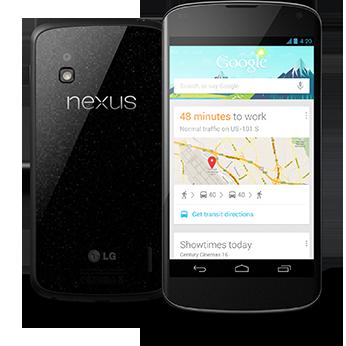 NExus 4 peque