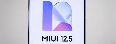 Cuándo llegará MIUI 12.5 a mi móvil Xiaomi