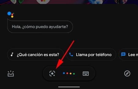 Google Lens Nueva Interfaz