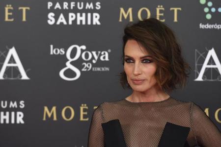 Premios Goya 2015: Nieves Álvarez, como siempre, maravillosa