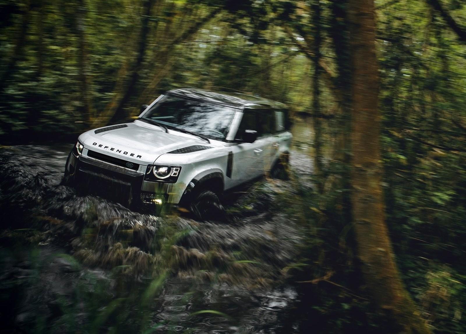 Foto de Land Rover Defender 2020 (4/60)