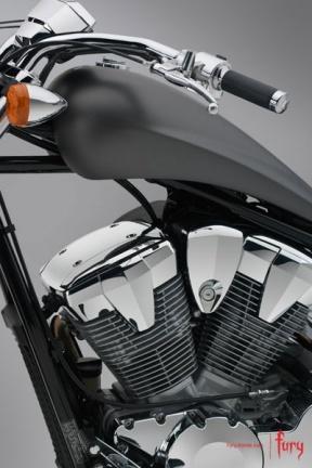 Honda Fury 2009