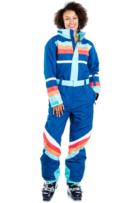 Womens Ski Suit Bluebird 02