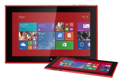 Nokia Lumia 2020, un tablet Windows RT de 8,3 pulgadas a punto de llegar