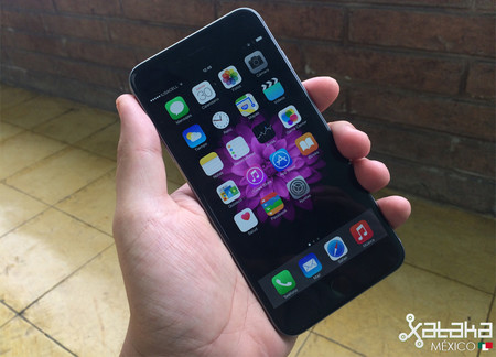 Iphone 6 Contacto 5