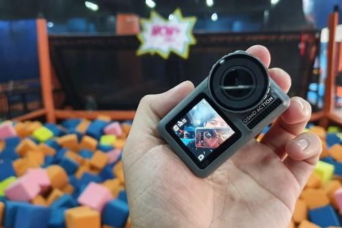 Osmo Action, primeras impresiones: DJI entra a la competencia de las cámaras de acción con una apuesta divertida y funcional