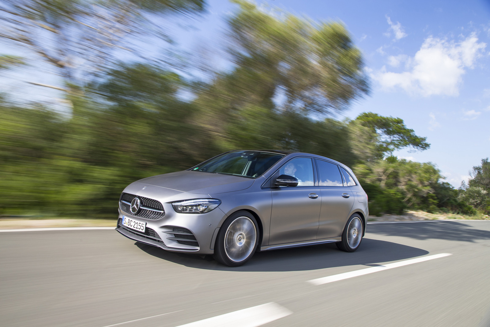 Foto de Mercedes-Benz Clase B 2019 (89/157)
