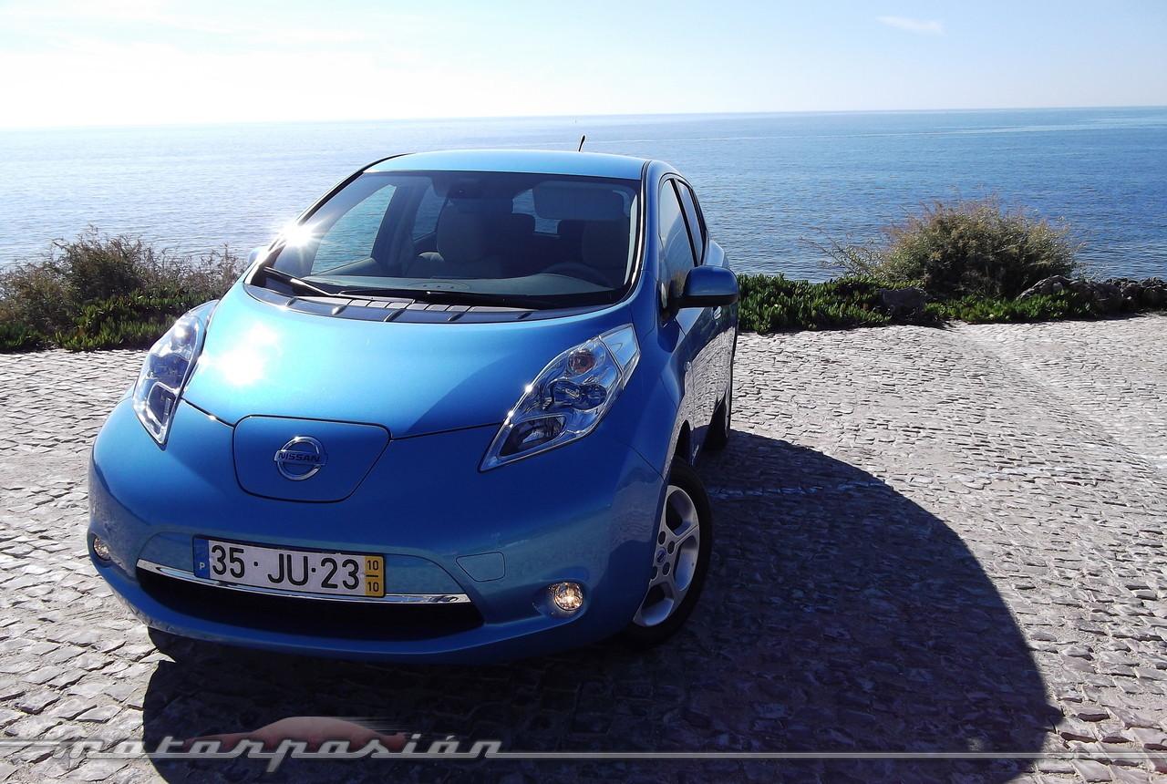 Foto de Nissan Leaf (presentación) (10/58)