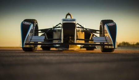 Monoplaza Fórmula E 2014