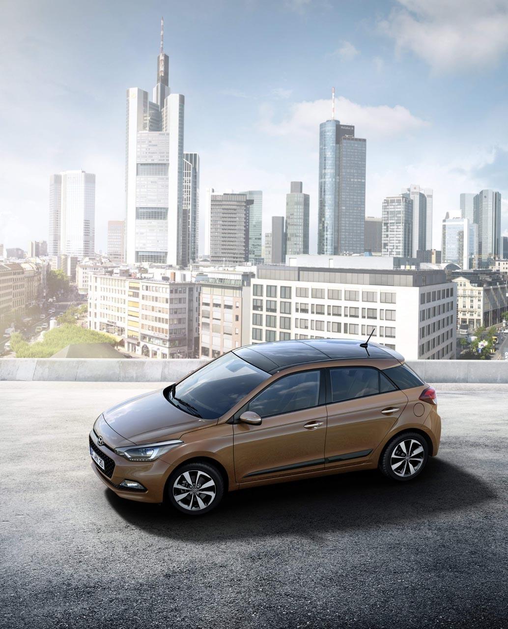 Foto de Hyundai i20 2014, primeras imágenes (3/5)
