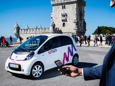 Lisboa ya tiene su primer servicio de carsharing: 150 Citroën C-Zero de la mano de Emov