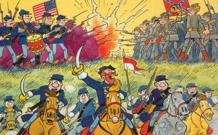 Retroanálisis de North & South, la inolvidable guerra (en clave de humor) de Infogrames
