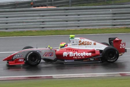 Sergio Canamasas debutará este fin de semana en la GP2 con Lazarus