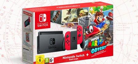'DOOM', 'Wolfenstein II' y un nuevo pack con 'Super Mario Odyssey' son algunas de las novedades para Nintendo Switch