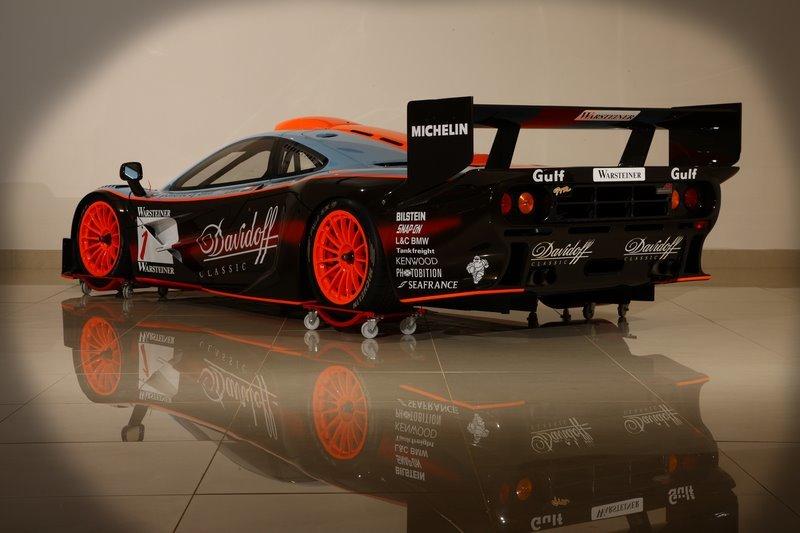 Foto de McLaren F1 GTR Long Tail (4/9)