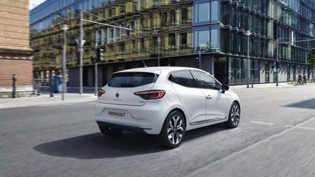 Renault Clio E Tech Hibrido Interior 02