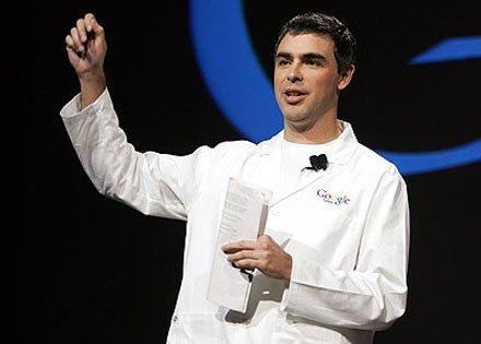Larry Page habla sobre Ice Cream Sandwich y Android, 190 millones de dispositivos en el mercado