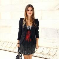 Rachel Bilson Chanel Blazer