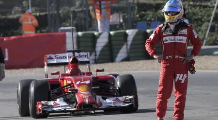 Alonso Test Pretemporada 2014