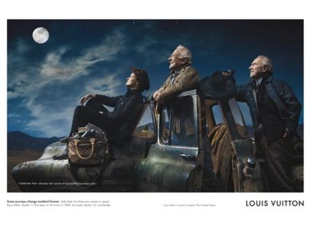 Primera imagen la campaña de Otoño-Invierno 2009/10 de Louis Vuitton