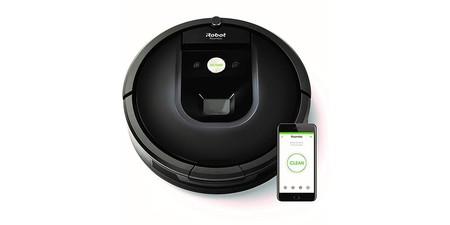 En Amazon, ahora mismo, tenemos un robot de gama alta como el Roomba 981 por 352,52 euros menos de lo habitual