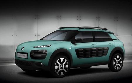 Citroën C4 Cactus: ahora, con motor PureTech 110