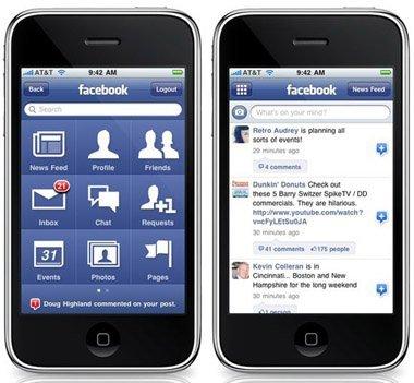 Facebook confirma que 432 millones de usuarios acceden a través de dispositivos móviles