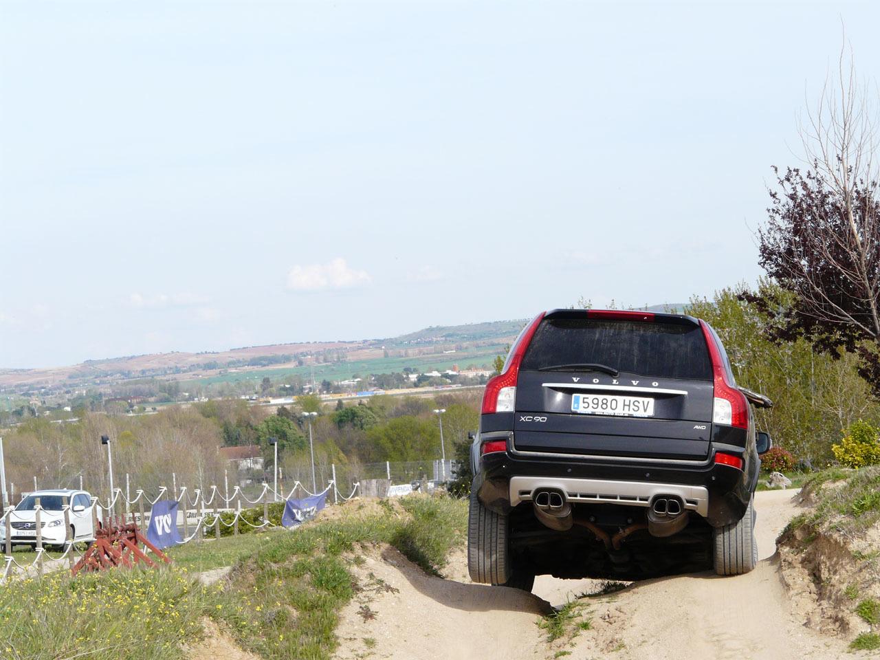 Volvo Jornadas de Conducción Segura 2014