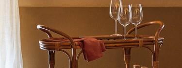 Nuevos objetos de deseo o los nuevos muebles de Zara Home